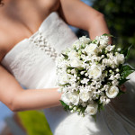 Bouquet sposa chic