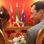 matrimonio campidoglio sala rossa