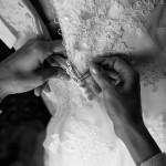 vestito sposa elegante