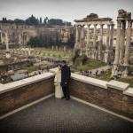 Matrimoni fori imperiali roma