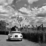 Foto spontanea matrimoni