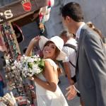 Matrimonio colosseo roma