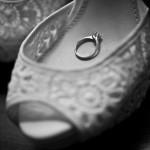 anello sposa elegante